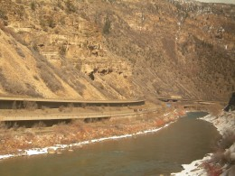 Glenwood Canyon ~ I-70 Highway