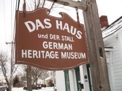 'Das Haus' German Heritage Museum, Bergholz, NY