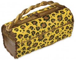 Make a beautiful Leopard Purse Easily