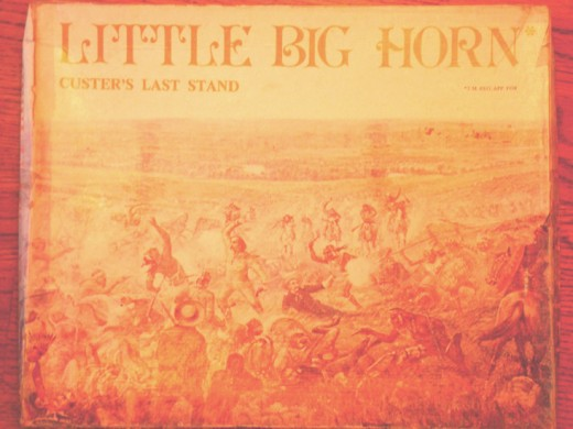 Little Big Horn Battle