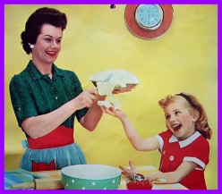 10 Lessons Your Kids Will Learn In The Kitchen