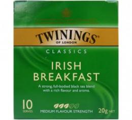 Tea is an essential part of any Irish breakfast