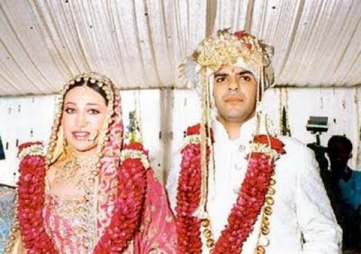 Karishma and her husband