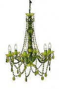 Chandeliers are Jewelry for the Ceiling
