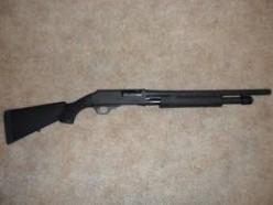 The H & R Pardner Pump Shotgun Review