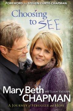 Mary Beth Chapman's autobiography
