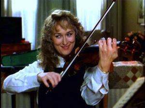"Meryl Streep ""Music of the Heart"""