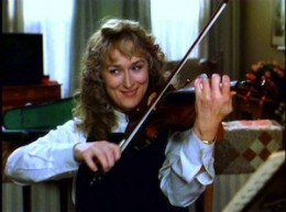 "Meryl Streep ""Music of the Heart"""
