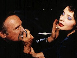 """Dennis Hopper & Isabella Rossellini """"Blue Velvet"""""""