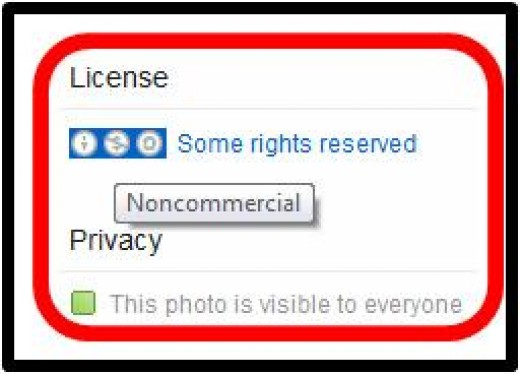 Step 9 - Scroll down and see what the License states