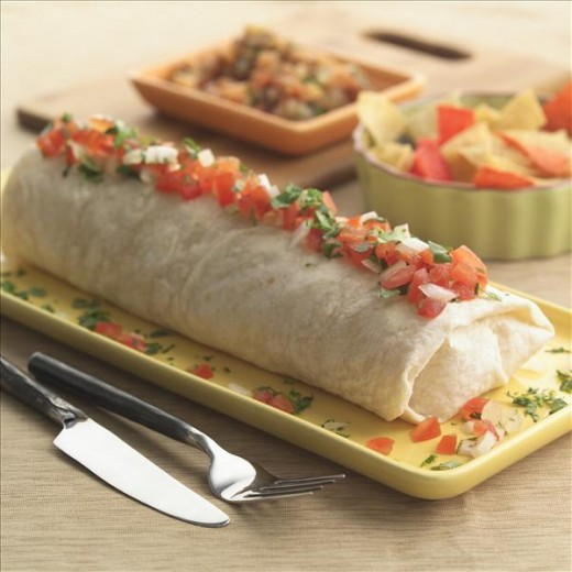 Steak And Chicken Burritos Lord Have Mercy Hubpages