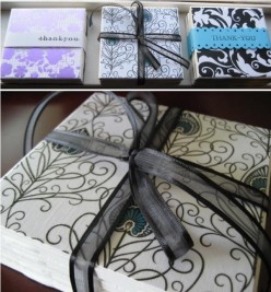 Giving to Charity In Lieu of Wedding Favors