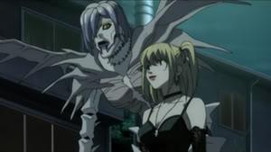 Misa tells Rem not to kill Light.