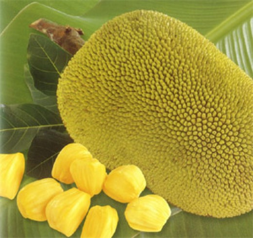 chakkapazham or jackfruit