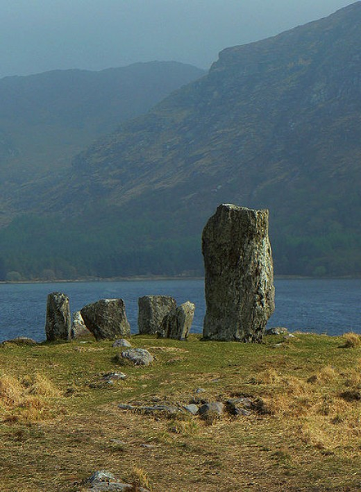 Uragh Stone Circles