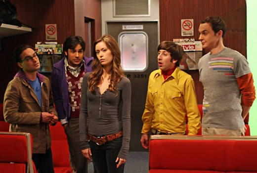 Summer Glau Guests on Big Bang Theory.  These Guys Would Love Geeky Cufflinks!