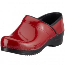 Red Sanita's Clog