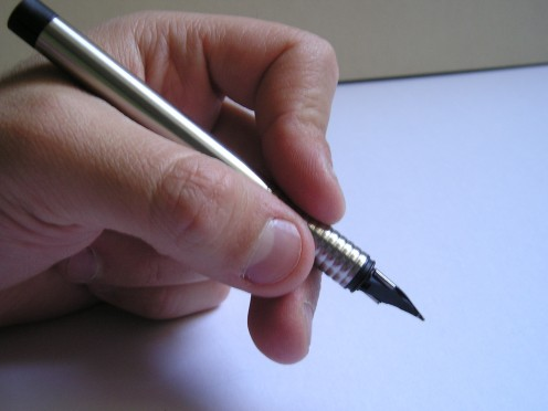 Writing is only one way to be creative. Photo from www.morguefile.com