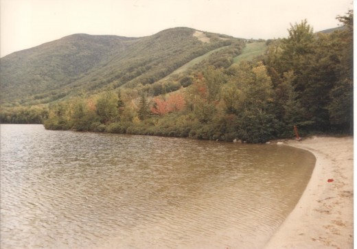 Echo Lake & Slopes of Canon