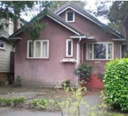 $1,049,000 Vancouver mansion duplex.