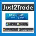 My Just2trade Online Discount Brokerage Review and Experience 2011