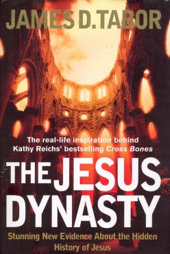 'The Jesus Dynasty' by James D Tabor