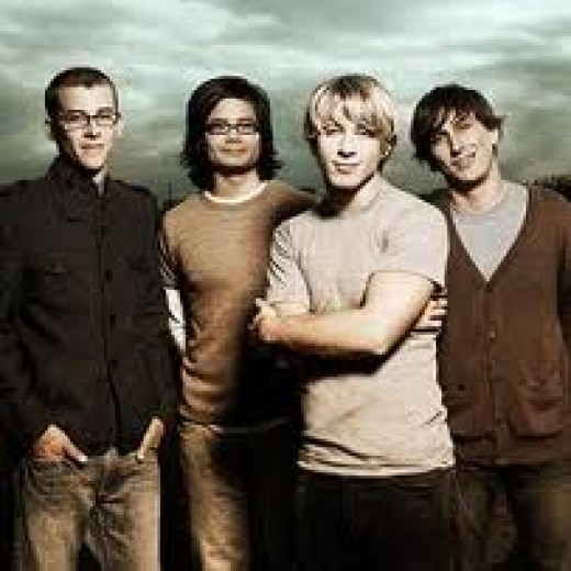 "Christian Band ""Tenth Avenue North"""
