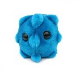 Gigantic Common Cold Giant Microbe Plush