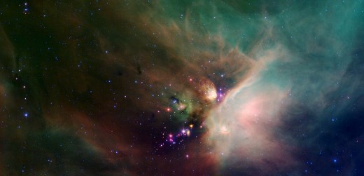 The Rho Ophiuchi Complex