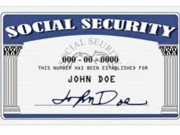 Social Insecurity Card