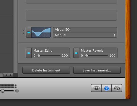 Lowering Master Reverb is a must!