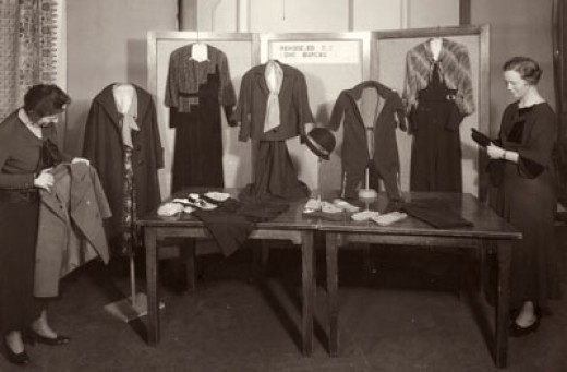 1933 Farm  and Home Exhibit