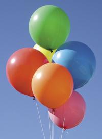 Big Balloons... need I say more!