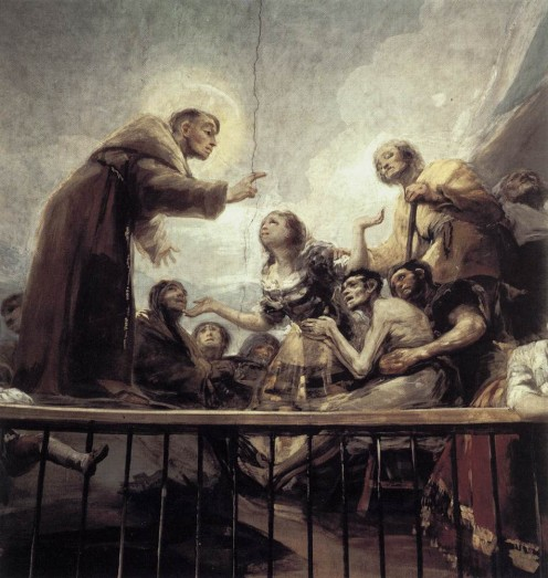 The Miracle of Saint Anthony, 1798