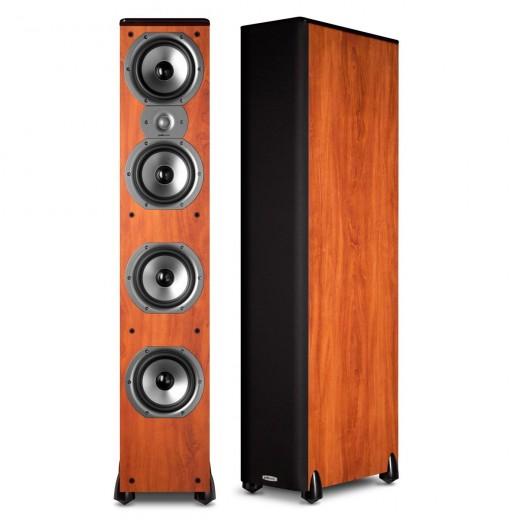 Polk Audio TSi500 Floorstanding Speaker (Single, Cherry)