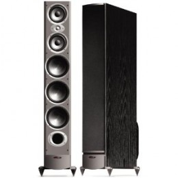 Polk Audio RTi12 High Output Floorstanding Loudspeaker (Single, Black)