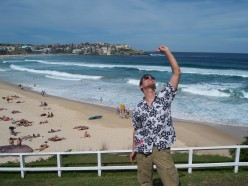 First Steps while Backpacking Australia and finding a Travel Route
