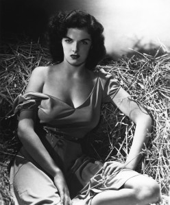 Jane Russell: Sex Symbol and American Icon Tribute