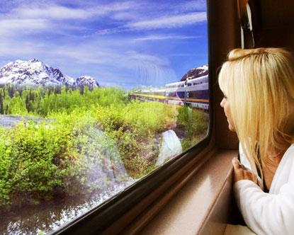 Take a train across Europe
