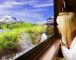 Take a train across Europe
