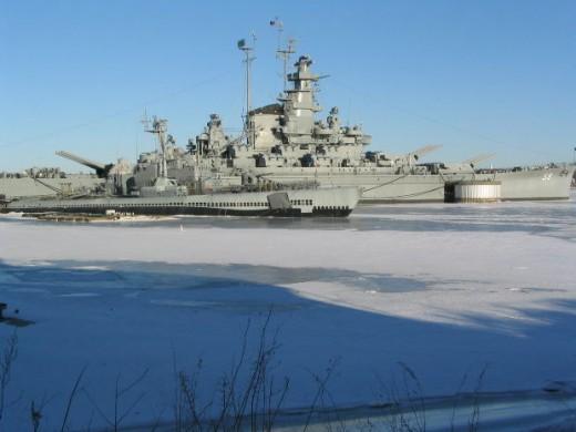 U.S. Navy ships