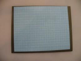 Cardstock square