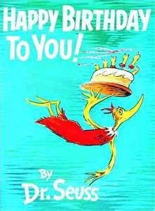 Happy 107th Birthday Dr. Seuss