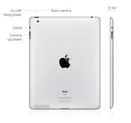 iPad 2 (back)