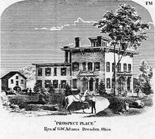 The Trinway Mansion