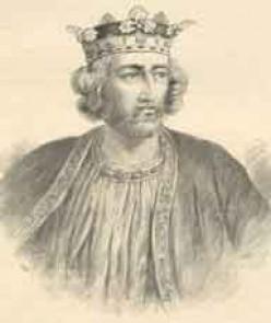 Edward I, King of England (1272 - 1307 )