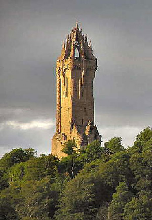 memorial to William Wallace