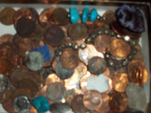 cents, centavos...