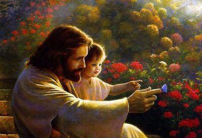 Jesus Loved the Children...Matthew 10:14 & 16