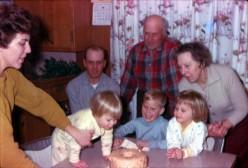 Grandma and Grandpa, Always In My Prayers. Memories from: Lori Cotten